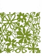 ALICE dekorace - olivová