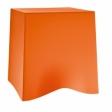 BRIQ sedátko - oranžová