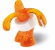 ELVIS držák lepící pásky - oranžová