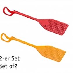 KILLY miniplácačka set 2 ks - oranžová