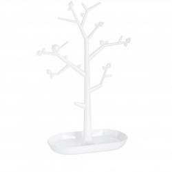 PI:P L držák strom na drobnosti - bílý
