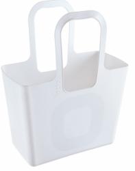 TASCHE taška XL - bílá